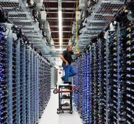 Cloud - Google Datacenter